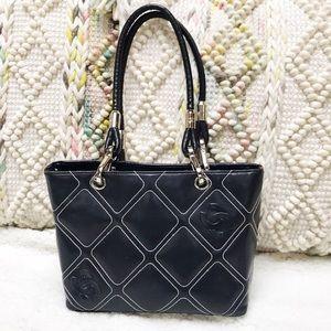 Chanel medium quilted shoulder handbag